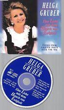 CD-- HELGA GRUBER -- -- EINE LIEBE MIT DEM HAUCH