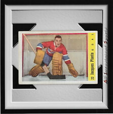 1958 Parkhurst JACQUES PLANTE #22 EX *awesome hockey card for your set* DD7