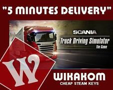 Scania Truck Driving Simulator Steam Keys Fast Delivery