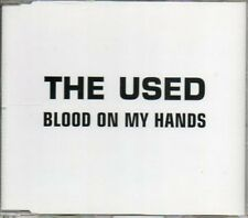(901Y) The Used, Blood On My Hands - DJ CD