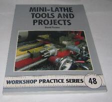 MINI tornio utensili e progetti-Workshop pratica SERIE Book 48