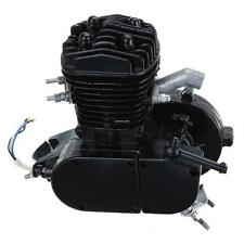 Black 49cc 50cc 2-Stroke Gas Engine Motor For Motorized Bicycle Bike engine only