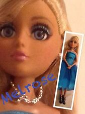 Moxie Teenz Melrose Doll Rooted Hair /Lashes/ Articulated -Be True , Be You Doll