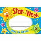 Star of the Week—Way to Shine Teacher Recognition Awards (30 Awards)