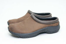 VGC! Merrell Encore Groove Women's Size 7 Clogs/Slippers Dark Brown