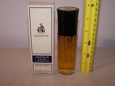 Vintage Eau De Lanvin ARPEGE Natural Spray 2.5 Fl. Oz. Full Bottle w/ Box