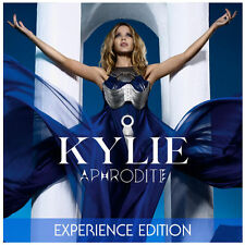KYLIE MINOGUE 'APHRODITE' LIMITED EXPERIENCE EDITION CD + bonus DVD