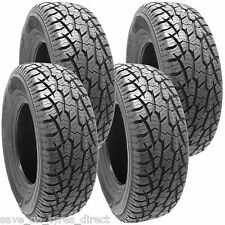 4 2656517 Budget 265 65 17 AT Mud Tyres x4 112TR 265/65R17 SUV 4x4 ALL TERRAIN