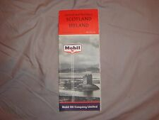 Mobil map 4 central and Northern Scotland + Ireland