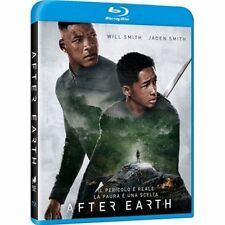 Blu Ray AFTER EARTH - 2013 - *** Sophie Okonedo,Jaden Smith,Will Smith ***.
