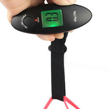Portable 40Kg/100g Electronic Travel Luggage Hanging Scale LCD Display Balance