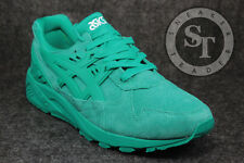 ASICS GEL-KAYANO TRAINER H6C0L-7878 SPECTRA GREEN SIZE: 10.5