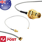 U.FL IPX to RP-SMA female RF Pigtail Cable Jumper for PCI Wifi Card 10cm B149