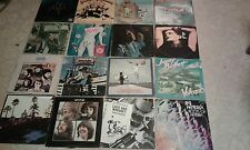 16 lp rock lot with Hendrix, Eagles, Cooper, Rolling Stones