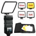 Flash Reflector/Diffuser Kit for Canon Nikon Sony Pentax Sigma Olympus Yongnuo