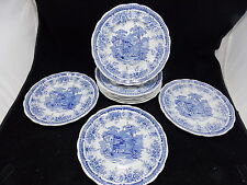 LUNEVILLE-THE COTTAGE - 10 GRANDES ASSIETTES PLATES