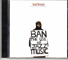 (DX198) Cartoon, Ban The Use of Jazz Music - 2006 CD