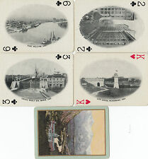Canada playing swap card group of 4 various views Ontario inc Toronto, popular