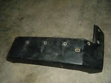 2001 Yamaha Grizzly 600 ATV Rear Left Over Fender 3 Upper Mud Flap