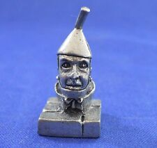 Monopoly Wizard Of Oz Tin Man Replacement Part Game Piece Token Mover 1998