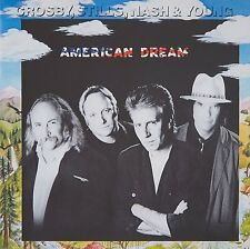 Crosby Stills Nash & Young - American Dream WARNER CD 1988 / Made in Germany
