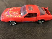 VINTAGE KENNER GLAMOUR GALS TURBO TRANS AM  Missing Trunk And Seat Back