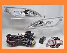 2006 2007 2008 2009 2010 Toyota Sienna LED Fog Light Kit w wiring switch