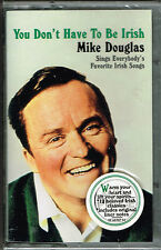 You Don't Have to Be Irish by Mike Douglas (Cassette)BRAND NEW FACTORY SEALED