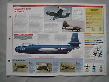 Aircraft of the World - Vought F-6U Pirate