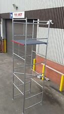 Scaffold Tower Galvanised D.I.Y FREE BOARDS Postage Included. NOW SPRING OFFER.