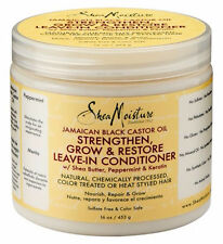 Shea Moisture Jamaican Black Castor Oil Strengthen& Restore Leave-In Conditioner