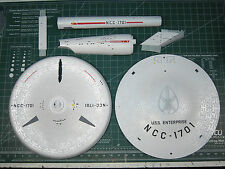 1/350 TOS Enterprise - Complete Aztec & Markings Paint Mask Set