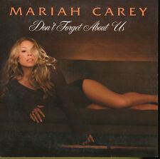 MARIAH CAREY CDS EU DON'T FORGET ABOUT US