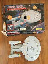 Talking Playmates Star Trek U.S.S. Enterprise NCC-1701-D-Next Generation in Box
