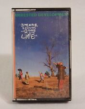 Arrested Development: 3 Years 5 Months and 2 Days in the Life of - Cassette 1992