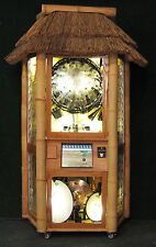 Automated Steel Drum Safari Hut Casino Poolside attraction Arcade