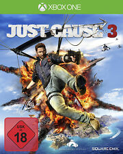 Xbox One Just Cause 3 Neues XBox-One Spiel