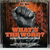 What's the Word? (Socially Concious Soul Music, 2011)