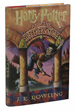 Harry Potter and the Sorcerer's Stone ~ JK ROWLING ~ First Edition 1st Printing