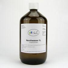 (11,49/L) Sala Neroliwasser Orangenblütenwasser 1000 ml 1 L Glasflasche