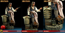 SIDESHOW JACK SPARROW PREMIUM FORMAT STATUE EXCLUSIVE BRAND NEW