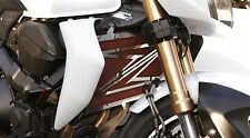 "Radiator cover / radiator guards Kawasaki Z750 07 12 design ""Z""  + grille"