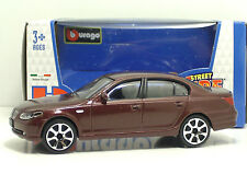 Bburago 30010 Street Fire - BMW 545i  - METAL Scala 1:43