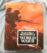 #D.  MILITARY  BOOK - ILLUSTRATED STORY OF WORLD WAR II