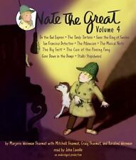 Nate the Great Collected Stories: Volume 4: Owl Express; Tardy Tortoise; King of
