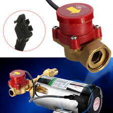 AC 220V 120W 29mm Female to 20mm Male Circulation Pump Water Flow Sensor Switch