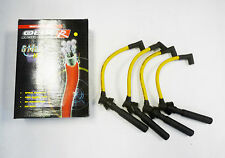 OBX Spark Plug Wires For 1995 To 2005 Dodge Neon 2.0L SOHC 4Cyl (Yellow)
