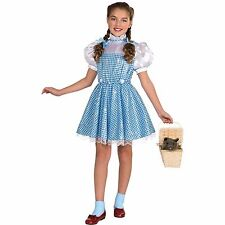 The Wizard of Oz Dorothy Sequin Child Girl Costume Halloween Rubies Youth M
