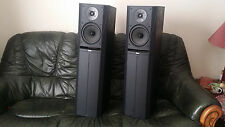 B&W DM305 Floor Standing Speakers Bowers and Wilkins