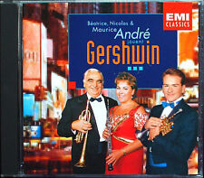 Maurice Nicola Beatrice ANDRE Jouent GERSHWIN André CD Night And Day Legrand